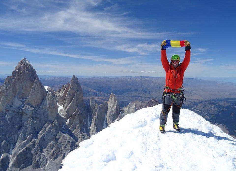Viața la înălțime: Zsolt Torok, despre cum e să privești moartea în față, provocări, succes și altitudini extreme